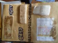 NC ECW3348 7161-12 assessment 204 work in progress sketchbook page