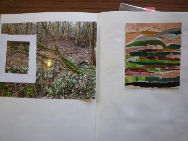 HM ECW4039 7161-12 Design Unit sketchbook 201 - colour