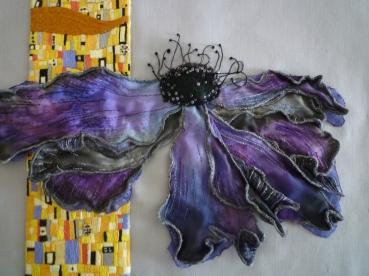 Klimt's Anemone, detail