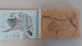 ES ECW3203 7161-12 206 sketchbook
