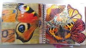 TD ECW3007 7161-12 213 sketchbook