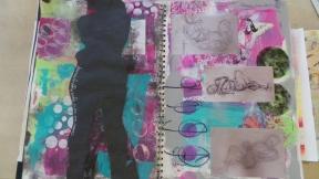 MH ZLT3618 7161-13 303 sketchbook