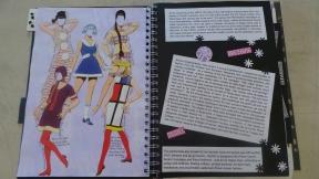 DD WVJ1205 7161-13 306 sketchbook