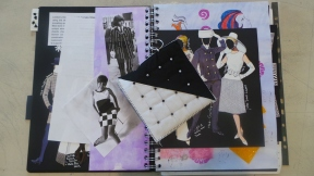 DD WVJ1205 7161-13 306 sketchbook
