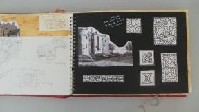 CJ WVJ1069 7161-12 203 sketchbook