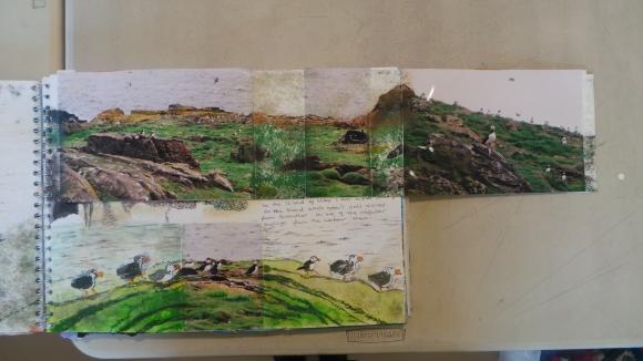 JC ZLT3681 7161-13 304 sketchbook